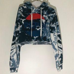 Pepsi hoodie 🌺